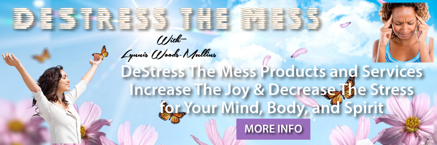 DeStress the mess productss and services