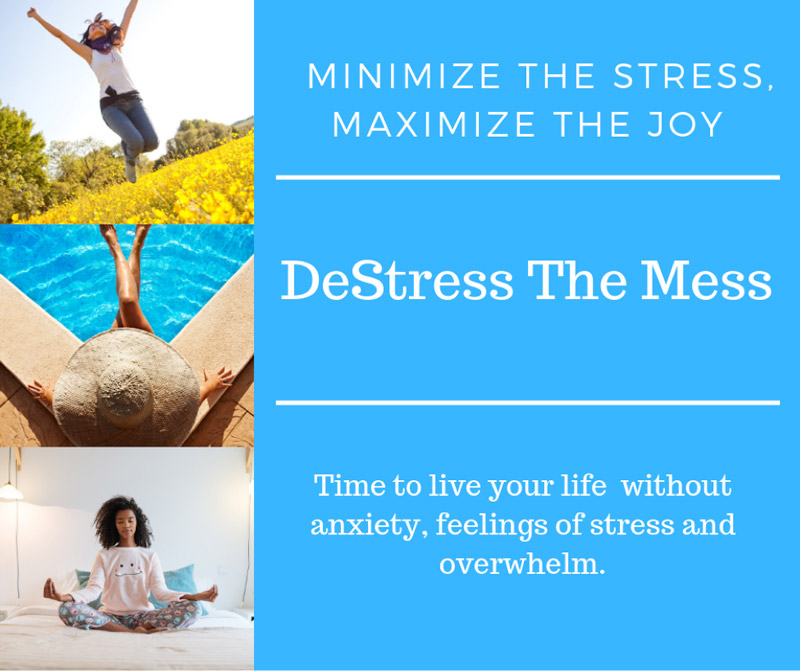 Destress th Mess - Praiseworks