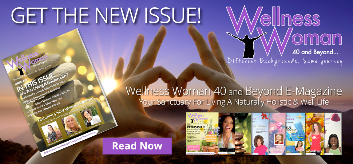 Wellness Woman 40 and Beyond Magazine